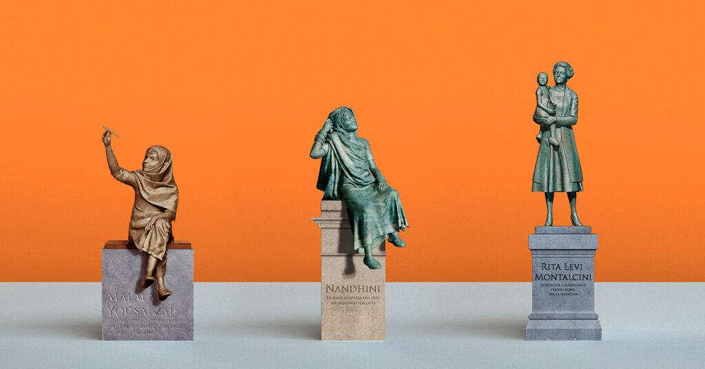 statua milano
